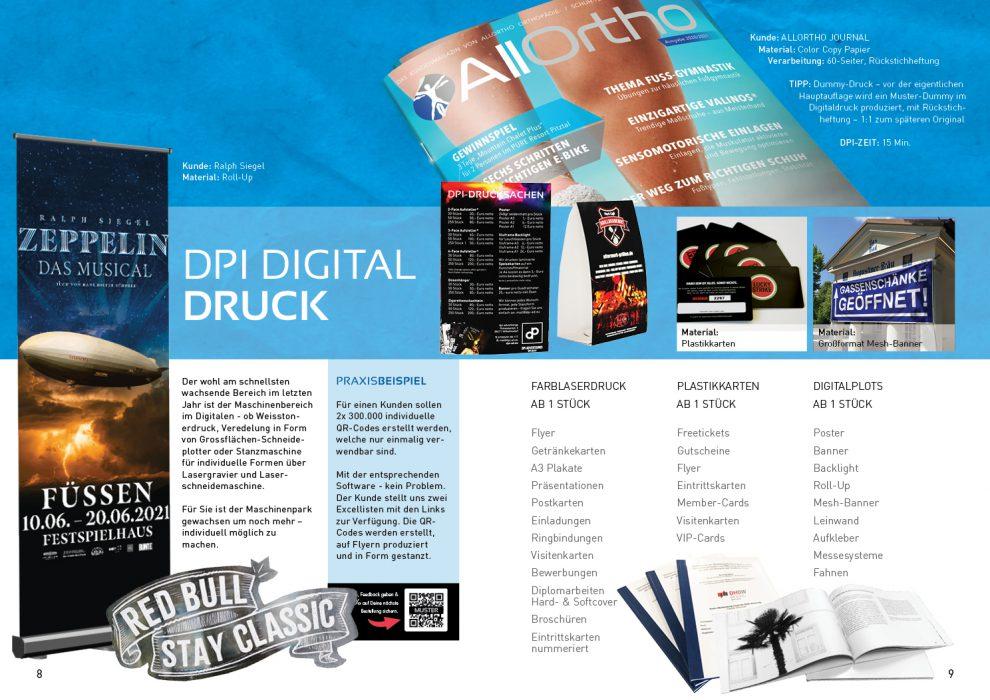 Kundenmagazin – DPI Digitaldruck